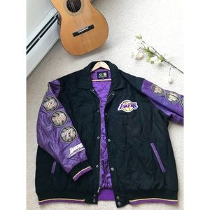 LA Lakers Bomber Jacket 🏀